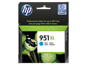 HP #951XL cyan Office Jetink Cartridge For HP Ojp
