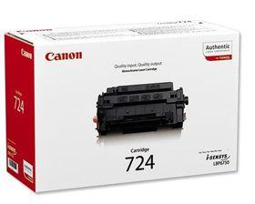 Canon Toner Black - 724