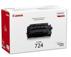Canon 724 Black Laser Toner Cartridge
