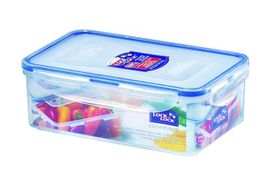 Lock and Lock - 1 Litre Rectangular Food Storage Container