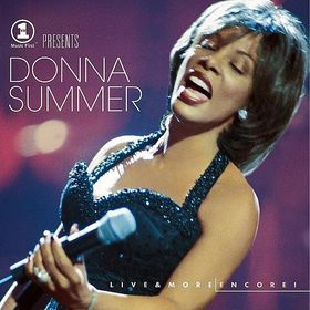 Summer Donna - VH 1 Presents Donna Summer Live & More (DVD)