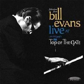 Bill Evans - Live At Art D'Lugoff's Top Of The Gate (CD)