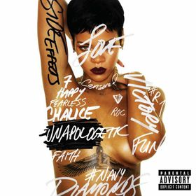 Rihanna - Unapologetic (CD)