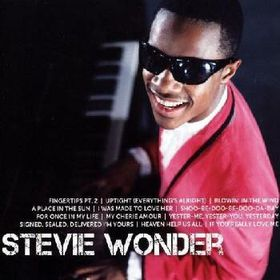 Stevie Wonder - Icon (CD)