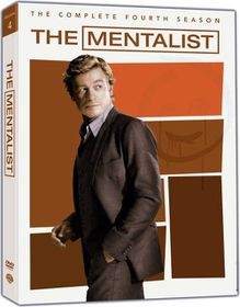 Mentalist Season 4 (DVD)