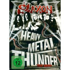 Saxon - Heavy Metal Thunder - The Movie (DVD)