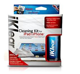 iKlear iPad and iPhone Cleaning Kit