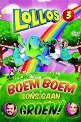Lollos - Boem Boem Ons Gaan Groen vol 3 (DVD)