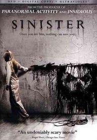 Sinister - (Region 1 Import DVD)