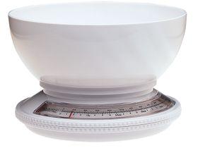 Progressive Kitchenware - Kitchen Scale - White