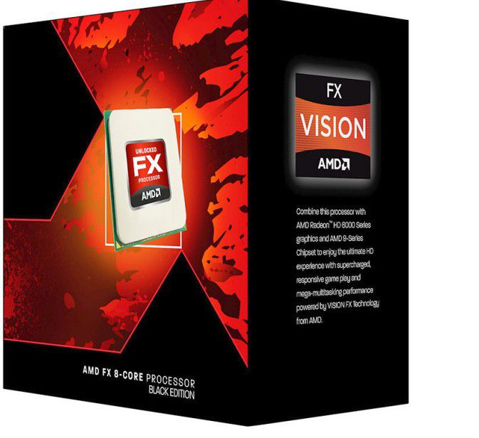 amd fx  piledriver series cpu socket am PLID
