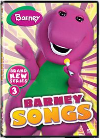 Barney: Songs with Stencil (DVD)