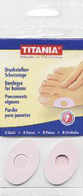 Titania Bandages for Bunions