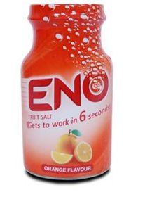 Eno Fruit Salt 200G Orange New