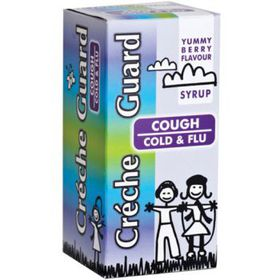Creche Guard Cough Cold & Flu