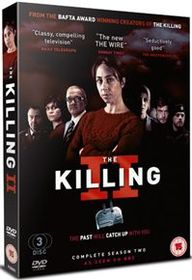 Killing Season 2 (Import DVD)