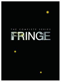 Fringe: The Complete Series 1 - 5 (parallel import)
