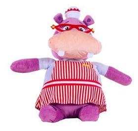 Doc McStuffins - Hallie the Hippo - 25cm