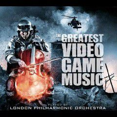 London Philharmonic Orchestra - The Greatest Video Game Music (CD)