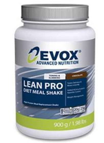 Evox Lean-Pro Cappuccino - 900G