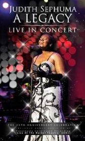 Sephuma, Judith - The Experience - Live In Concert (CD)