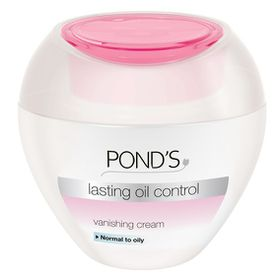 POND'S Lasting Oil Control Vanishing Cream For Normal to Oily Skin - 50ml -3981