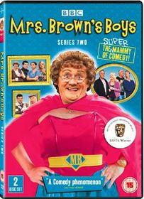 Mrs Browns Boys Season 2 (DVD)
