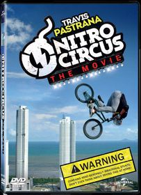 Nitro Circus The Movie (DVD)