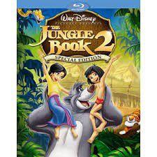 Walt Disney's Jungle Book 2 (Blu-ray)