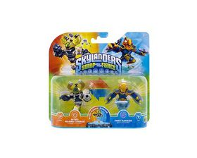 Skylanders Swap Force Double Pack - Nitro Magna Charge, Free Ranger (#1)