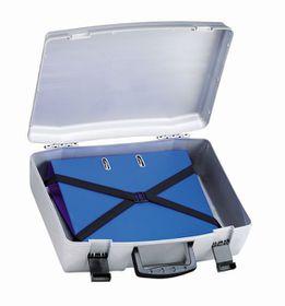 Bantex Casey Compact 38cm Utility School Case - Blue