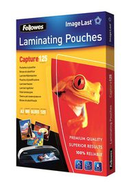 Fellowes Capture125 A3 Gloss Laminating Pouches - 125 micron (Pack of 100)