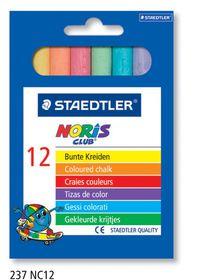 Staedtler Colour Chalk - 12 Pieces