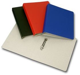 Croxley S1304 A4 2 O-Ring 25mm Painted Ringbinder - Black