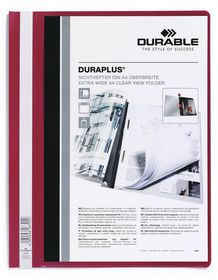 Durable Duraplus - Red