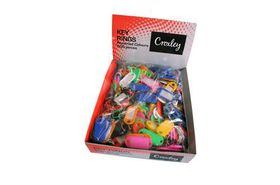 Croxley Keyring Display (Box of 300)