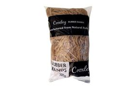 Croxley Rubber Bands NO34 500g