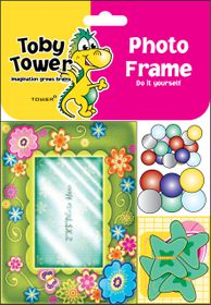 Toby Tower Photo Frame - Spring Green