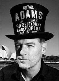 Adams, Bryan - Live At Sydney Opera House (CD + DVD)