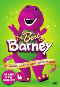 Best Of Barney: 20 Years Of Caring, Sharing And Imagination  (DVD)