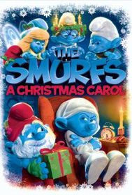The Smurfs: Christmas Carol (DVD)