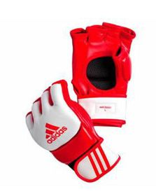 adidas Amateur Competition Glove - Red & White