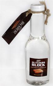 My Butcher's Block - Clear mineral oil 340ml