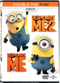 Despicable Me 1 & 2 (DVD)