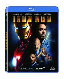 Iron Man (2008) (Blu-ray)