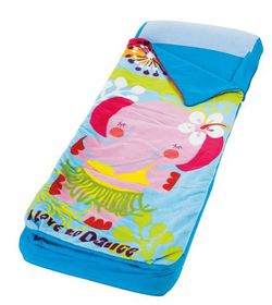 Intex - Junior Air-Bed Hula Kidz - Blue