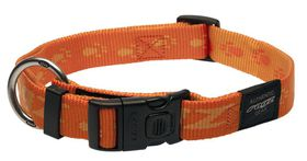 Rogz - Extra-Large Alpinist Everest Dog Collar - Orange