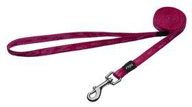 Rogz - Small Alpinist Kilimanjaro Fixed Dog Lead - Pink