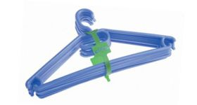 Gizmo - Hangers Pack Of 10 - Blue