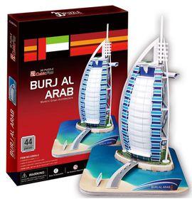 Cubic Fun Burj Al Arab Dubai - 44 Piece 3D Puzzle